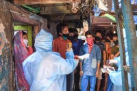 'Covid-19 Containment In Dharavi An Example Of Clinical Management': Maharashtra Medical Education Secretary