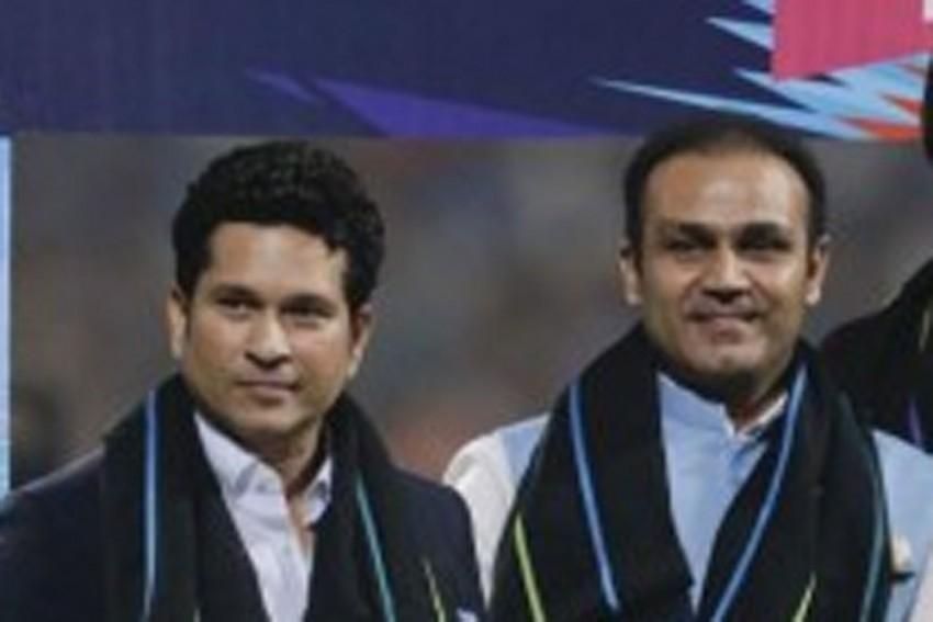 Saqlain Mushtaq Rates Sachin Tendulkar's Chennai Knock Higher Than Virender Sehwag's Multan Triple Hundred