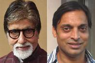 Coronavirus-infected Amitabh Bachchan Admitted To Hospital, Shoaib Akhtar 'Prays' For Speedy Recovery