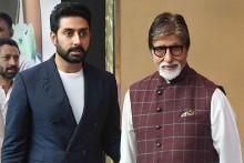 Amitabh Bachchan, Son Abhishek Bachchan Test Positive For Covid, Shifted To Hospital