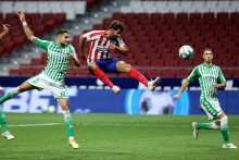 Atletico Madrid 1-0 Real Betis: Diego Costa Seals UEFA Champions League Spot For Simeone's Men