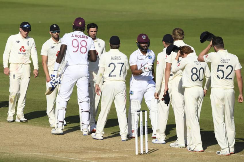 ENG Vs WI, 1st Test: Brilliant Jermaine Blackwood Stars As West Indies Beat England