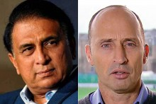 Fuming Sunil Gavaskar Slams Nasser Hussain For His 'India Nice Side' Comment