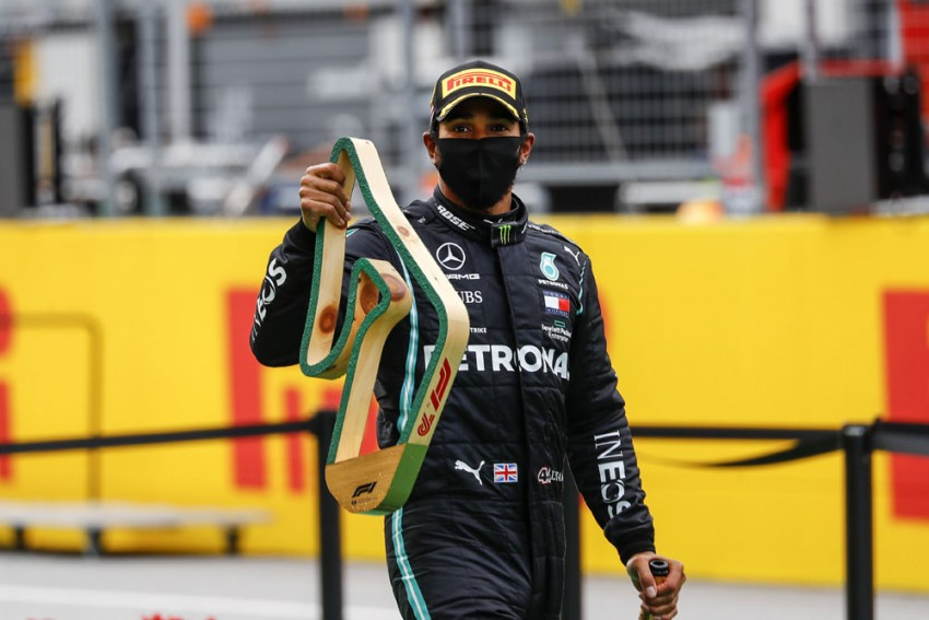 Lewis Hamilton Like 'A Unicorn' At Styrian Grand Prix - Toto Wolff