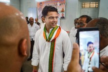 Pilot Loyalists Camping In Delhi Amid Factional Feud In Rajasthan Congress