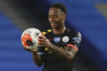 Brighton 0-5 Manchester City: Raheem Sterling Hits Hat-trick As Pep Guardiola's Men Run Riot