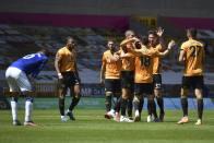 Premier League: Wolves Thrash Everton To Keep Champions League Hopes Alive, Aston Villa Claim Crucial Win