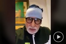 Watch: Amitabh Bachchan Thanks Doctors, Nurses At Mumbai's Nanavati Hospital