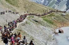 SC Dismisses Plea Seeking Restrictions On Amarnath Yatra Due To COVID-19