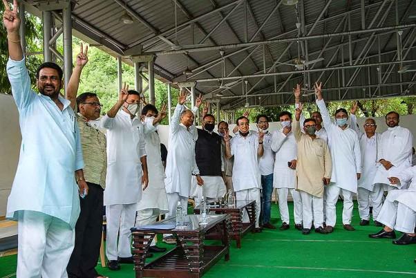 Is Ashok Gehlot Govt Safe In Rajasthan? 19 Sachin Pilot Loyalists Skip Crucial Congress Meet