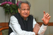Gehlot Claims Support Of 109 MLAs in Rajasthan, Issues Whip For Congress Meet Today