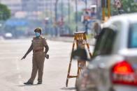 Tamil Nadu Man Sets Himself On Fire After Police Seize His Bike During Lockdown