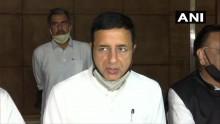 'Doors Open,' Says Randeep Surjewala As Congress Attempts To Woo Sachin Pilot