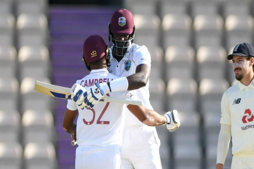 Jason Holder Lauds Shannon Gabriel, Jermaine Blackwood After West Indies Take Series Lead Vs England