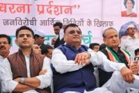 Live Updates: Rajasthan CLP Passes Resolution Supporting Ashok Gehlot-led Congress Govt