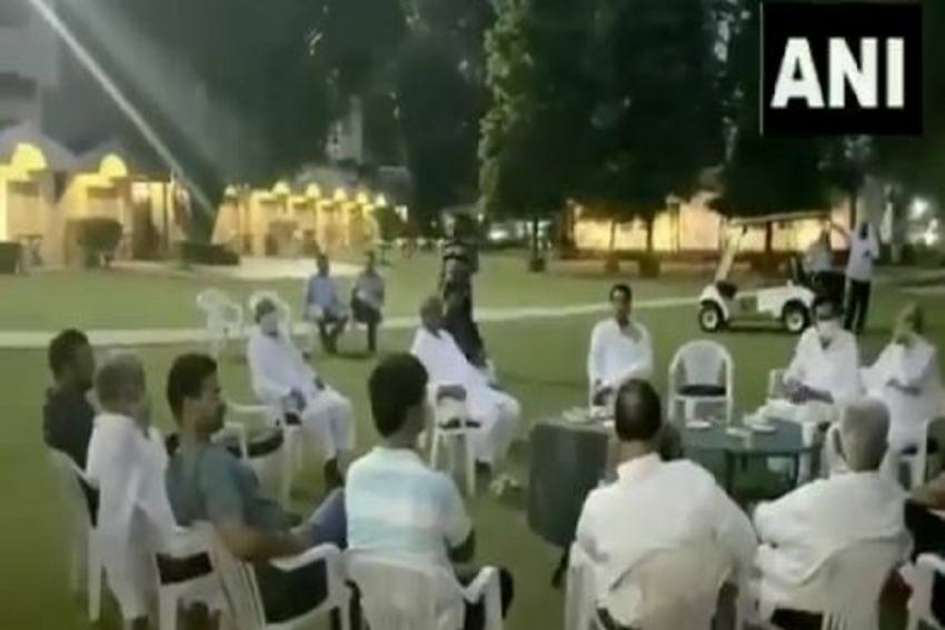 In Show Of Strength, Team Sachin Pilot Releases Video Of 16 MLAs Supporting Him