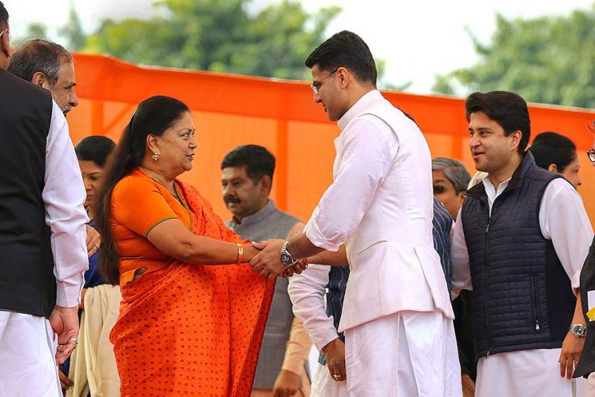 'BJP's Doors Open For Everybody Who Believes In Our Ideology': Party Leaders On Sachin Pilot