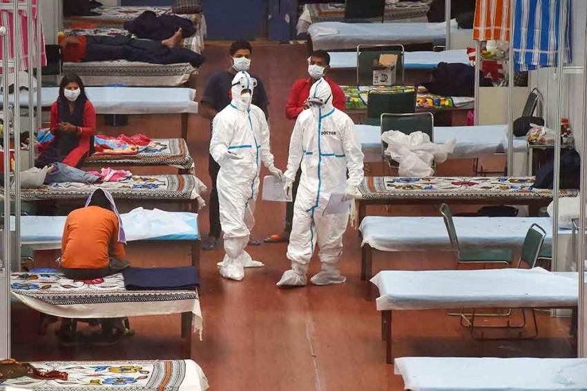 Coronavirus Cases In India Cross 9-lakh Mark, Death Toll Nears 24000