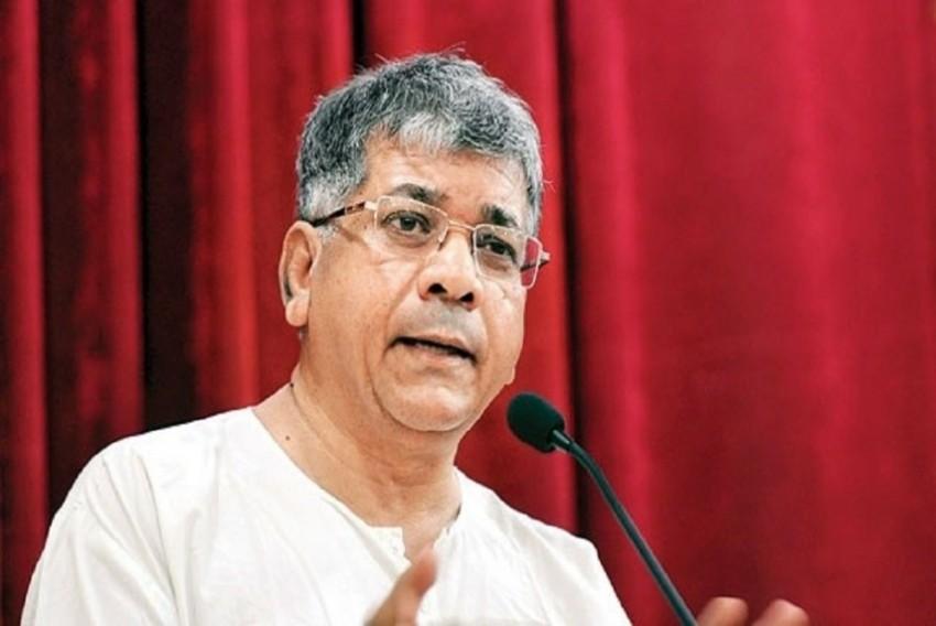 BJP, Congress Don't Have Courage To Scrap Political Reservation: Prakash Ambedkar
