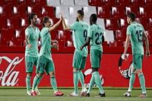 Granada 1-2 Real Madrid: LaLiga Glory One Game Away For Zinedine Zidane's Men