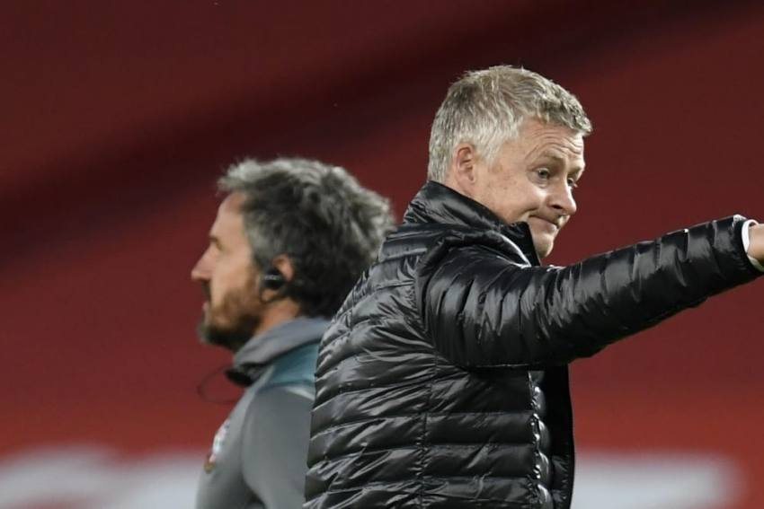 Manchester United Boss Ole Gunnar Solskjaer Upbeat Despite Missed Opportunity In Champions League Race