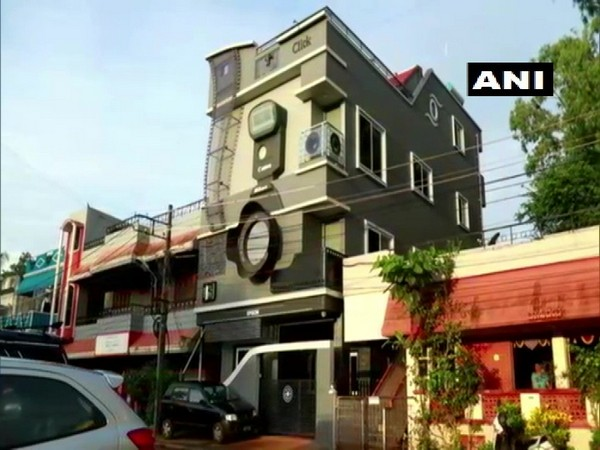 Karnataka Photographer Builds Dream House In Shape Of Camera, Names it 'Click'