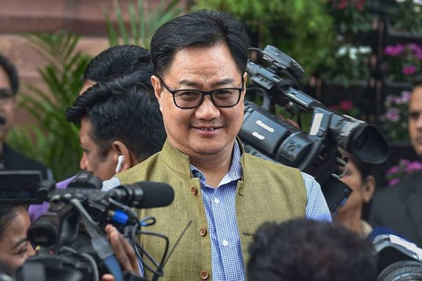 India Will Mobilise One Crore Volunteers To Help In Fight Against COVID-19: Kiren Rijiju