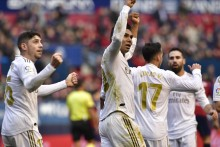 Real Madrid Get Their First Chance To Clinch La Liga Title