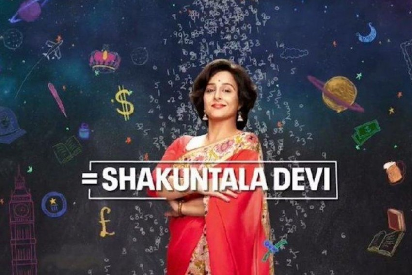 Playing Shakuntala Devi Was Both Intimidating And Exhilarating, Says Vidya Balan