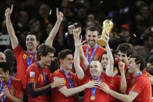 5966 Touches And Eight Goals: The Numbers Beneath Spain's Polarising 2010 World Cup