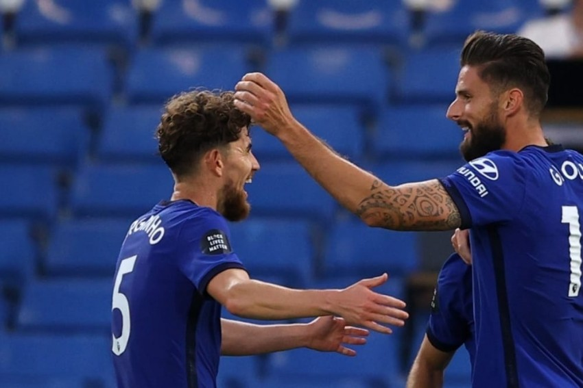 Chelsea 1-0 Norwich City: Oliver Giroud Boosts Blues' Top-Four Hopes