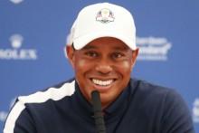 Tiger Woods Ducks 2023 Ryder Cup Captaincy Question, Backs Whistling Straits Postponement