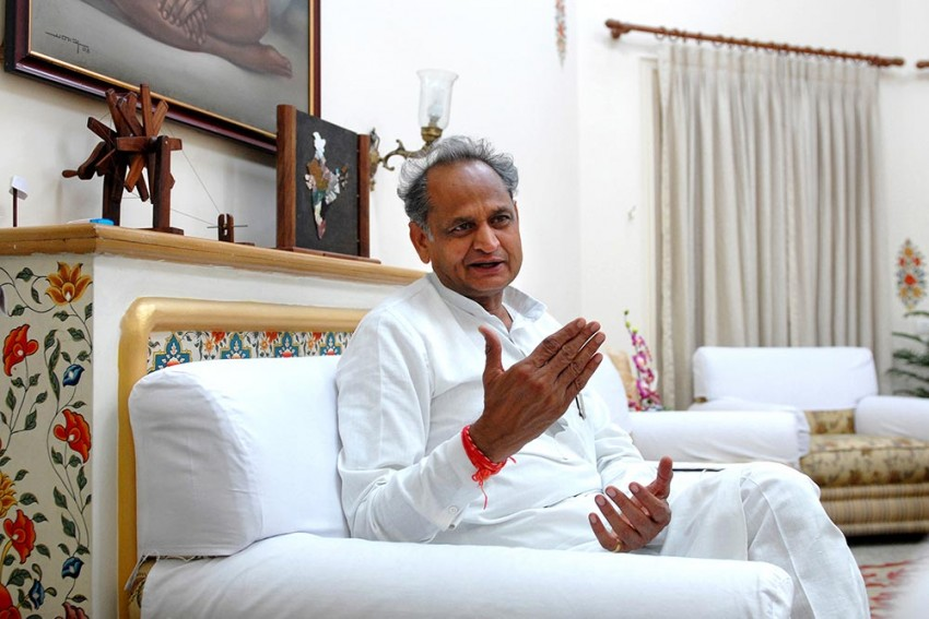 Rajasthan Power Tussle: Fall Of State Congress Chiefs A Constant In Ashok Gehlot's Rise In Power