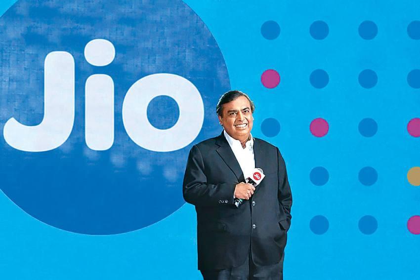'Reliance Jio Developing Homegrown 5G Telecom Solution From Scratch': Mukesh Ambani