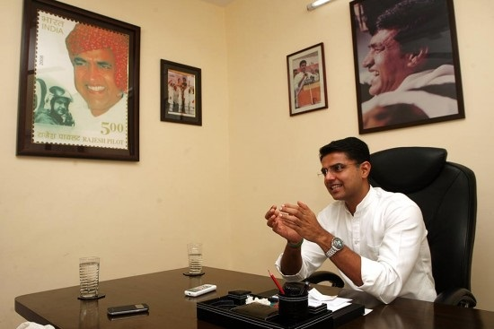As Congress Sends Disqualification Notice To Sachin Pilot, All Eyes On Sacked Leader's Next Move