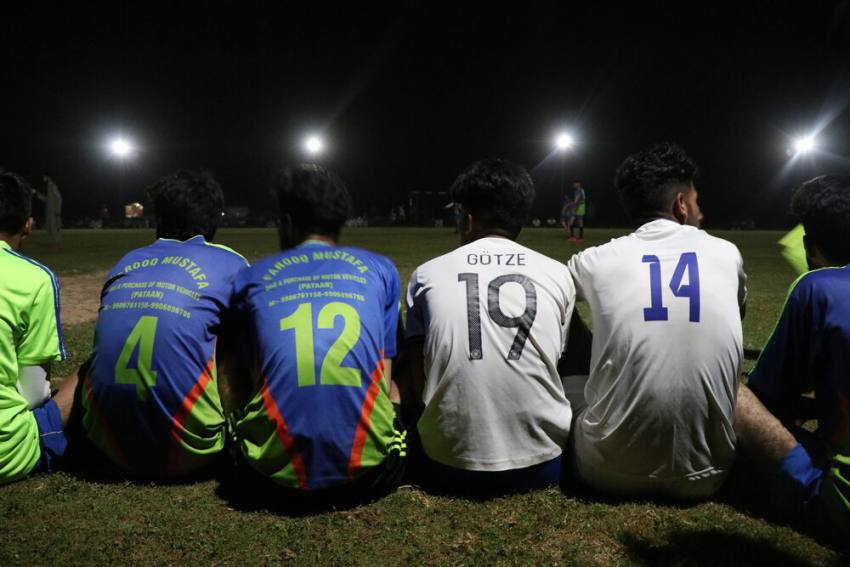 How Night Football In Jammu And Kashmir Is Bringing Relief To Sports Lovers Amid COVID-19 Lockdown