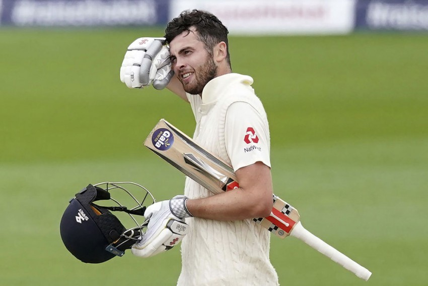 ENG Vs WI, 2nd Test: Dom Sibley Scores England's Third Slowest Century Of The Millennium