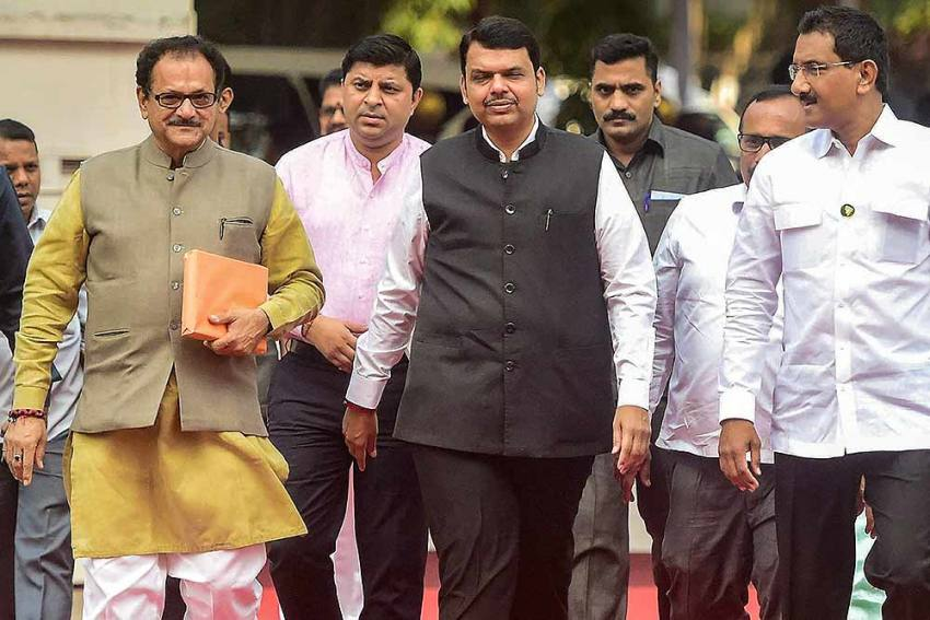 'Some BJP MLAs In Touch With Congress': Maharashtra Minister