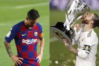What They Said: Real Madrid's Title Triumph Celebrated In The Capital As Lionel Messi 'Explodes'