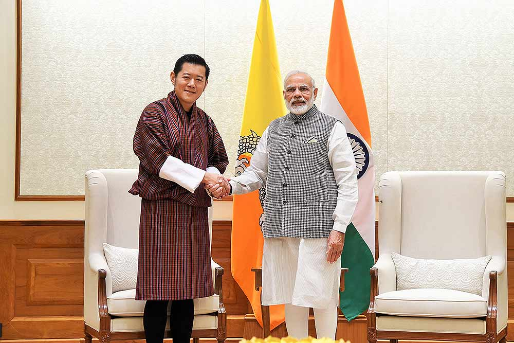 China Lays Claim To Bhutan's Sakteng Sanctuary With Strategic Eye On Doklam; India Keeps Hawk's Eye