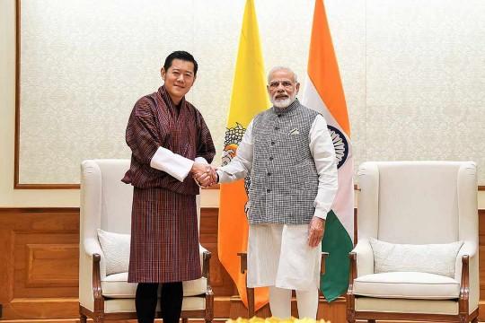 China Lays Claim To Bhutan's Sakteng Sanctuary With Strategic Eye On Doklam; India Keeps Hawk's Eye