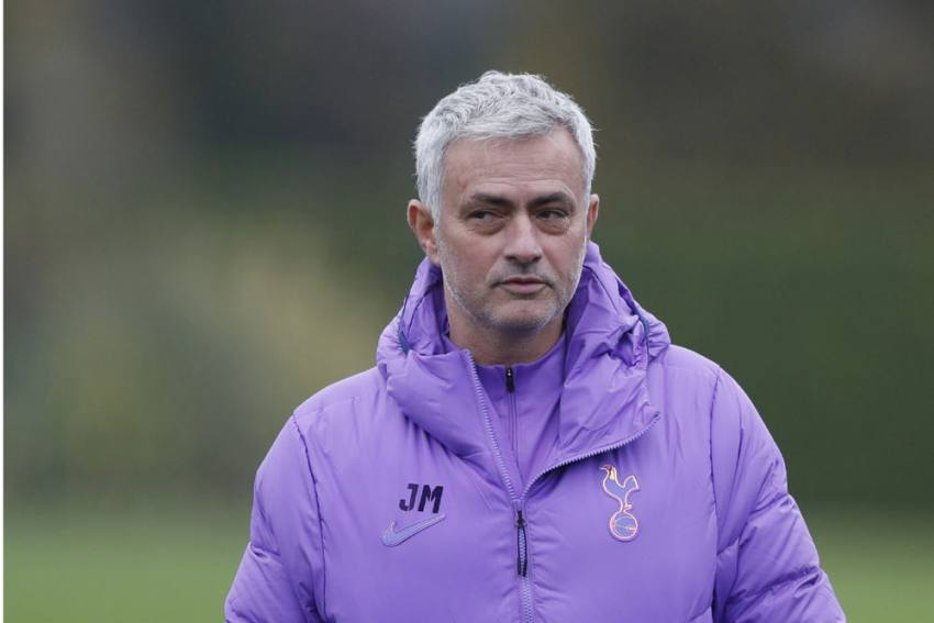 Two More Wins And Europa League Is Ours - Jose Mourinho Reveals Tottenham Mind Games