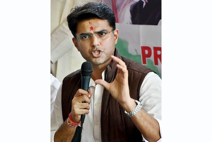 Rajasthan Crisis: Sachin Pilot Keeps Congress On The Edge, BJP Adopts Wait And Watch Policy