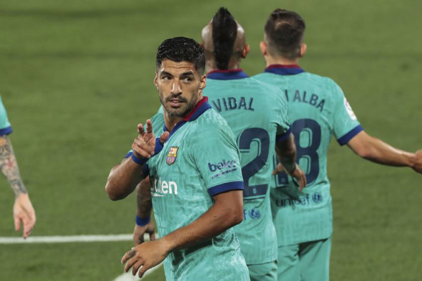 Luis Suarez Laid Groundwork For Champions League Before Barcelona Lost La Liga Title: Bojan