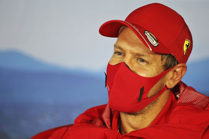 Hungarian Grand Prix: Sebastian Vettel Quickest In Wet FP2 After Lewis Hamilton Sets Morning Pace
