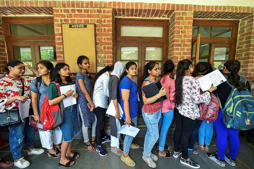 Unprecedented CBSE Class 12 Board Result Likely To Raise DU Admission Cut Off