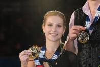 Former World Junior Figure Skating Champion Ekaterina Alexandrovskaya Dies At 20