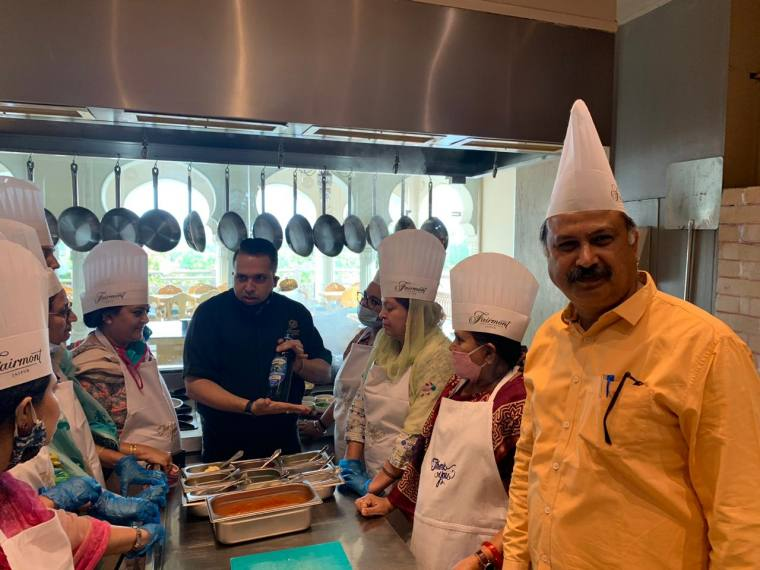 Mughal-e-Azam, Italian Food, Yoga: How Team Ashok Gehlot Is 'Killing Time' At 5-star Hotel