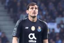 Spain Legend Iker Casillas Bids Goodbye To FC Porto