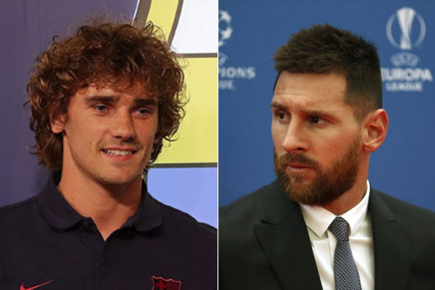Former France Striker Calls Lionel Messi Half Autistic Kid During Antoine Griezmann Rant